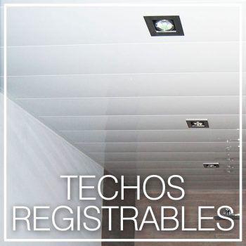 TECHOS REGISTRABLES