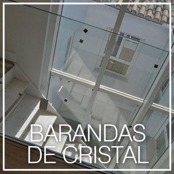 BARANDAS DE CRISTAL